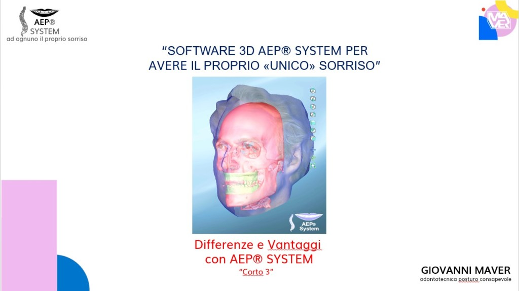 Software 3D AEP®️ SYSTEM